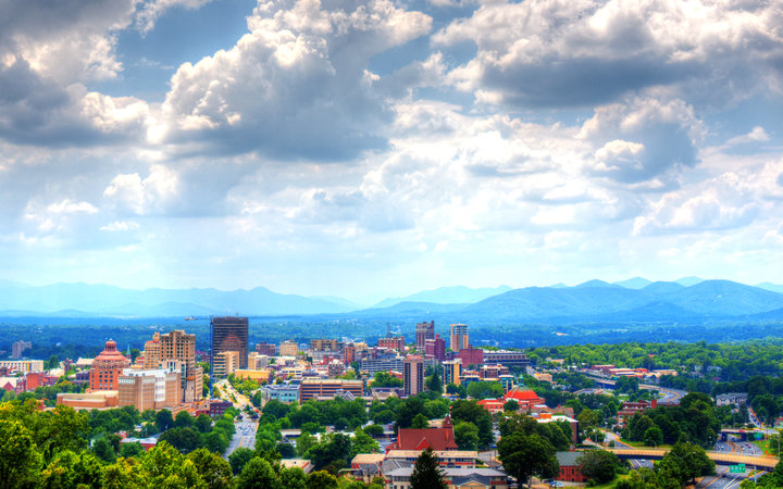 Perfect 3-Day Weekend in Asheville
