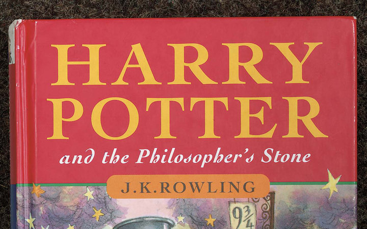 Harry Potter First Edition Typo Value