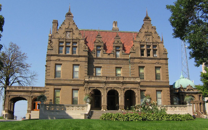 Frederick Pabst Mansion