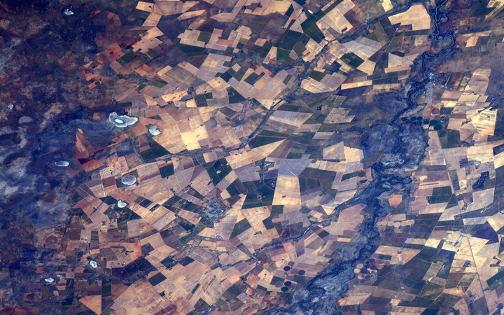Photos Of Space From Astronaut Jeff Williams