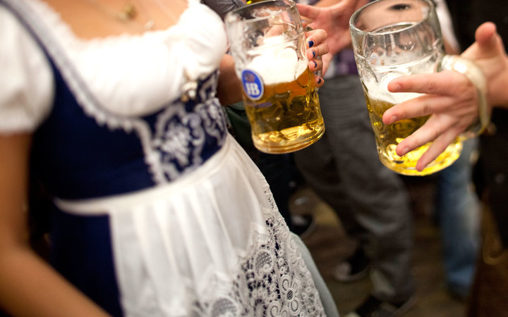It's Shocking How Much a Beer Costs at Oktoberfest This Year