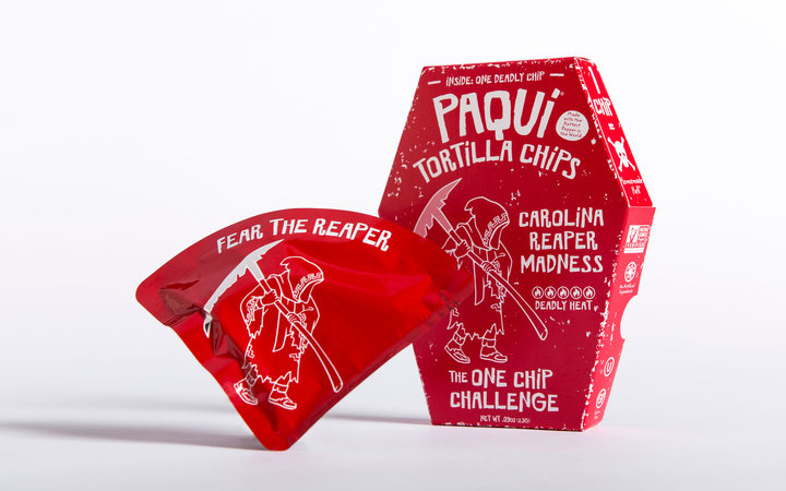 The 'World's Spiciest Chip' May Make You Cry