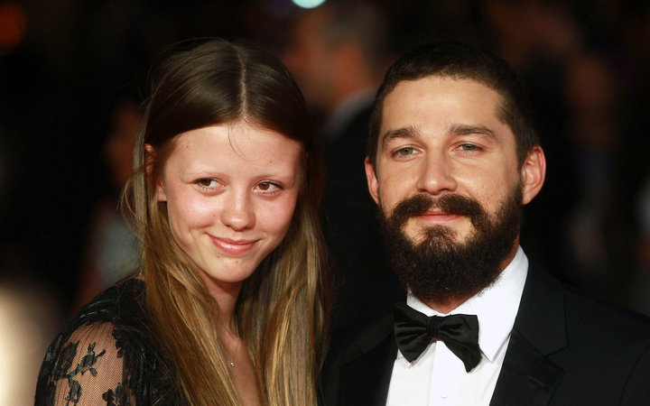 Shia LaBeouf Gets Married