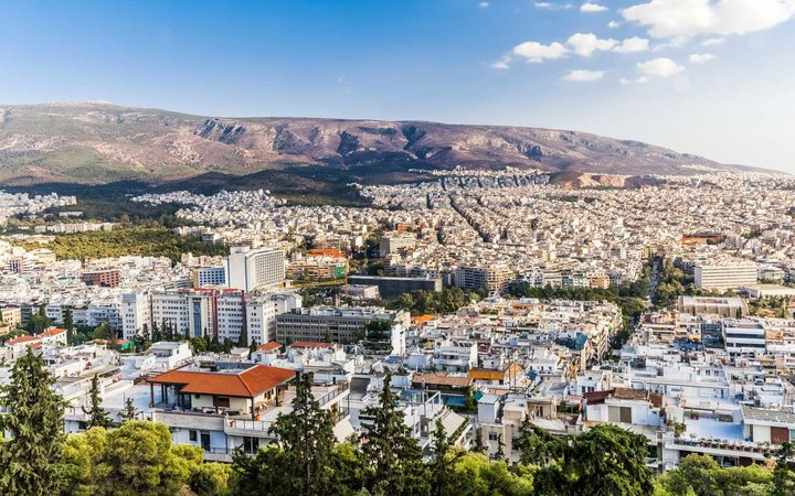 Marriott Announces New Hotel in Athens