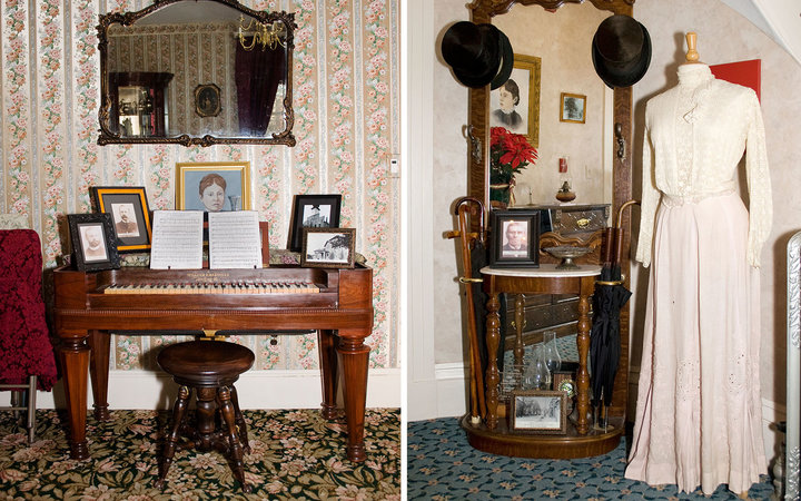 Real-Life Haunted Houses in the U.S