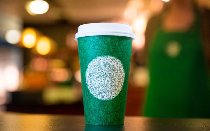 Starbucks Green Cup