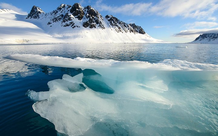 Here's How Much Arctic Sea Ice You Melt Each Year