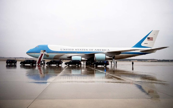Donald Trump Wants to Cancel Boeing's Air Force One Contract