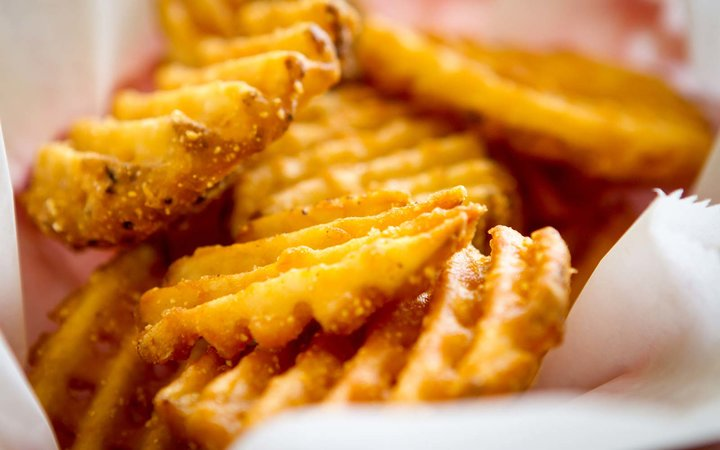 Waffle Fries in Canada