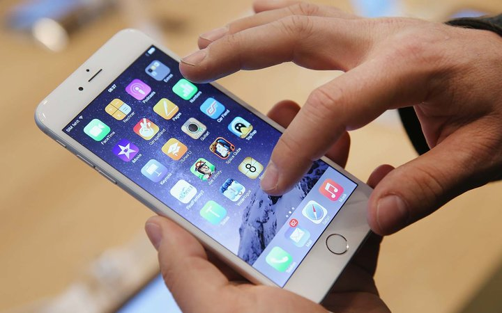 These Are the Most Popular iPhone Apps of 2016