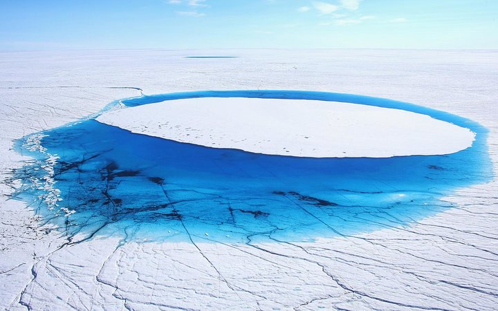 Greenland's Ice Sheet Could Melt Far Faster Than Scientists Believed