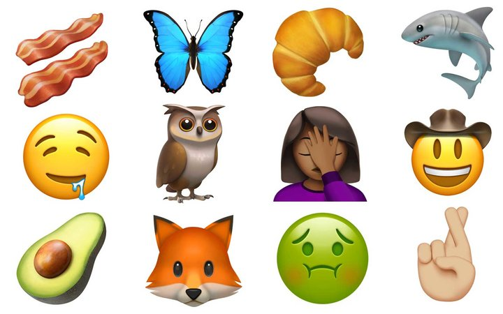 New Emojis Announced