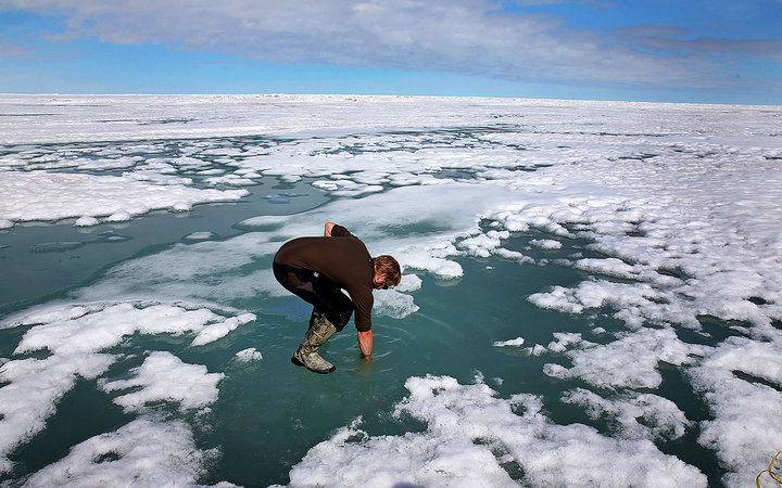 It's Hard to Describe Just How Badly the Arctic Is Doing