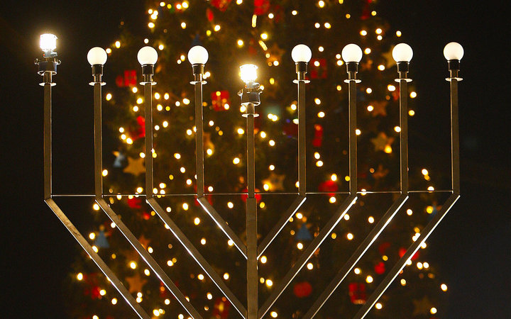 What to Know About This Year's Overlapping Christmas and Hanukkah Holidays