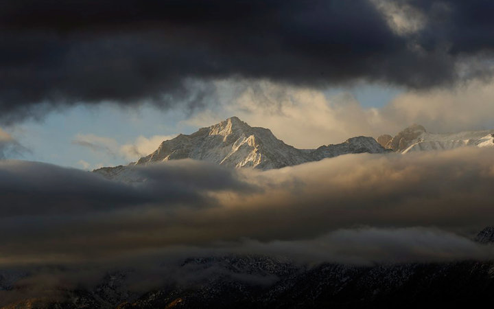 California Could Get Up to 15 Feet of Snow This Week