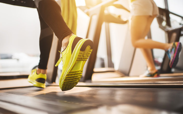 Exercising Less Might Be Fine