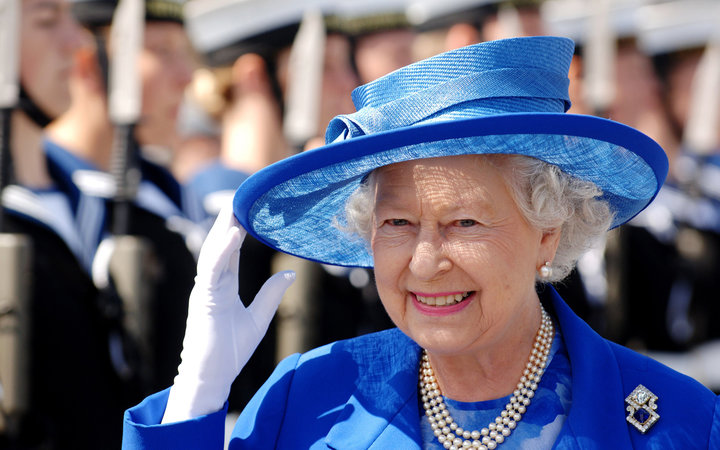 The Queen Celebrate 65 Years on the Throne