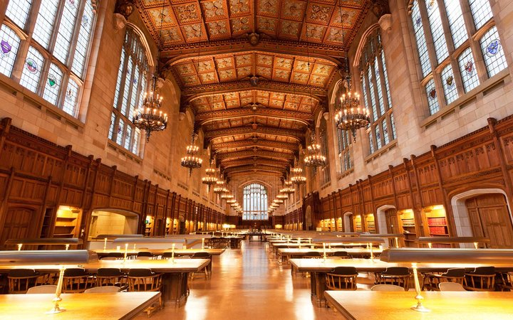 Secrets of the University of Michigan