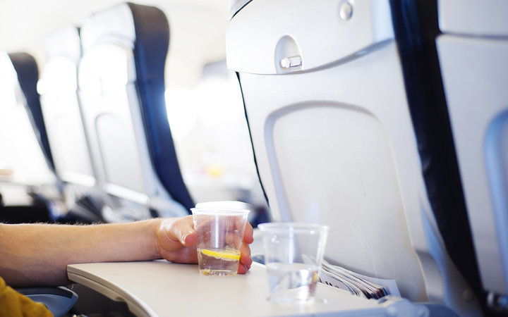 Drinks Served On Longest Flight