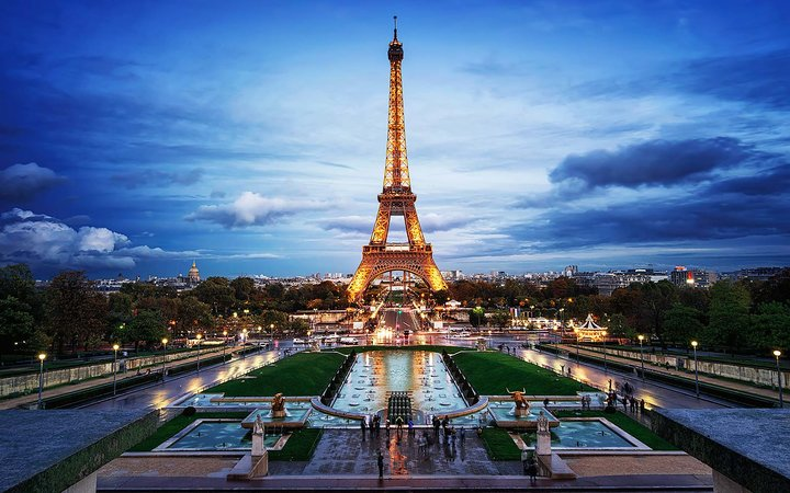 Secrets of the Eiffel Tower