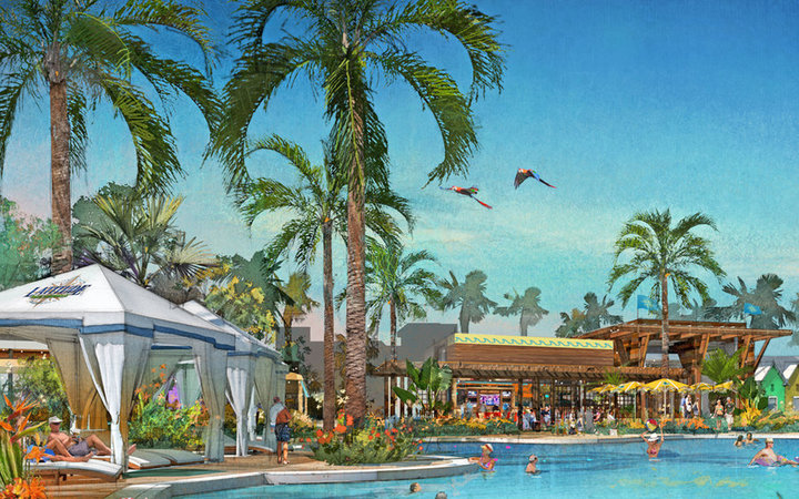 Soon You'll Be Able to Retire to Margaritaville