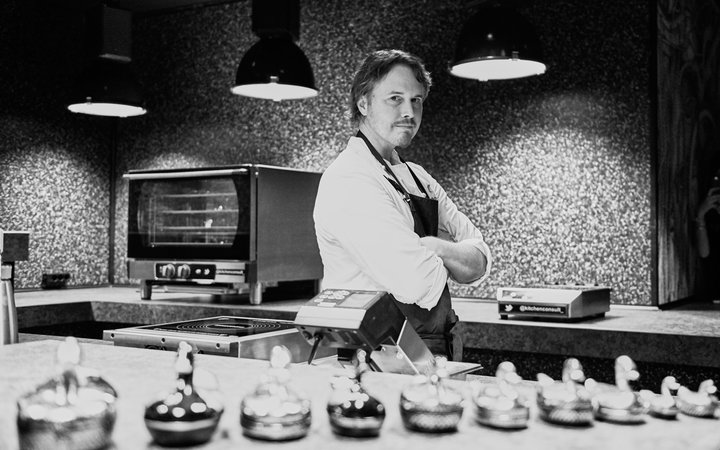 Grant Achatz to Open the Aviary in NYC