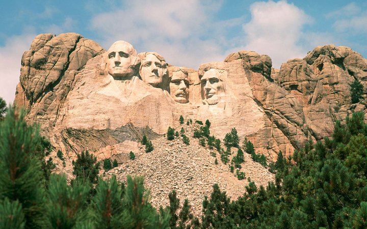 Secrets of Mount Rushmore