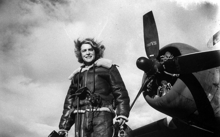Behind the Picture: The First Woman to Fly with a U.S. Combat Crew Over Enemy Soil
