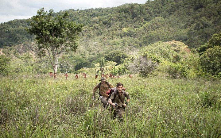 Making of The Lost City of Z