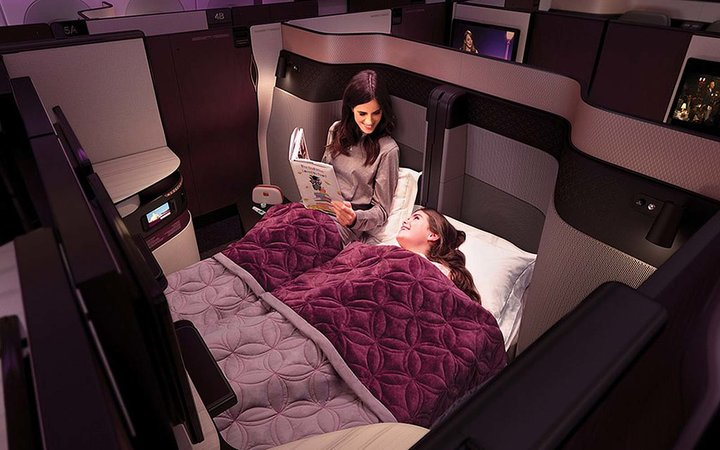 Qatar double beds