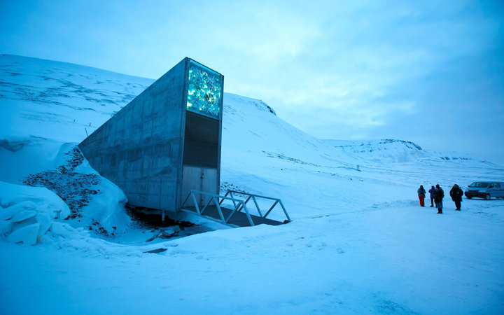 Norway Now Has Two Doomsday Vaults In Case There's an Apocalypse