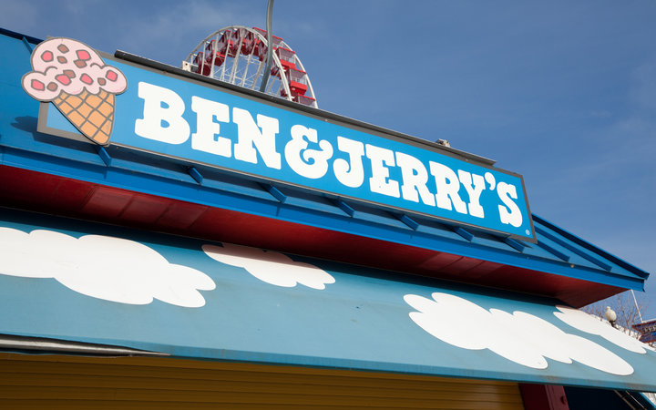 Here's How to Get a Free Ben & Jerry's Ice Cream Cone on Tuesday