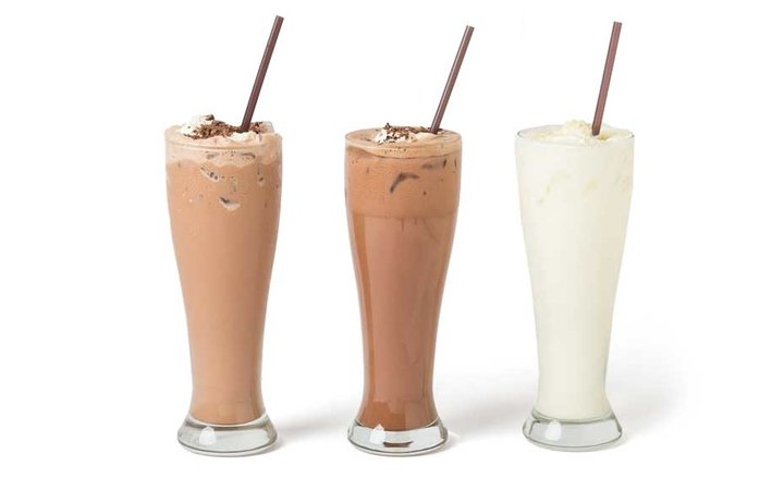 Iced Drinking Chocolate