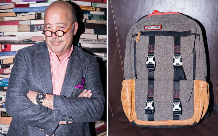 Carry-On: Andrew Zimmern