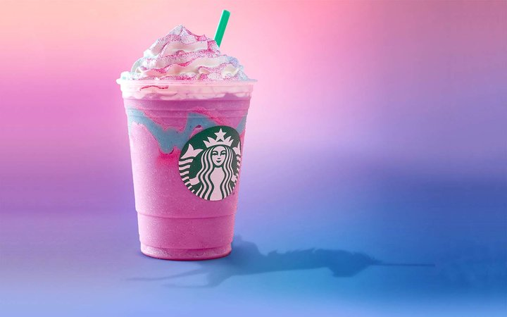 Unicorn Frappuccinos Are Driving Starbucks Baristas Insane
