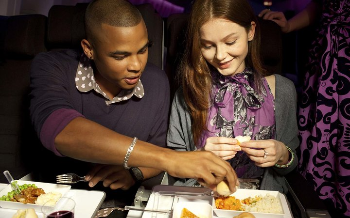 Air New Zealand Pop-Up Restaurant Only Serves Airplane Food
