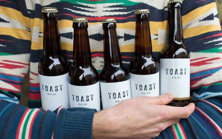 Beer Made from Waste