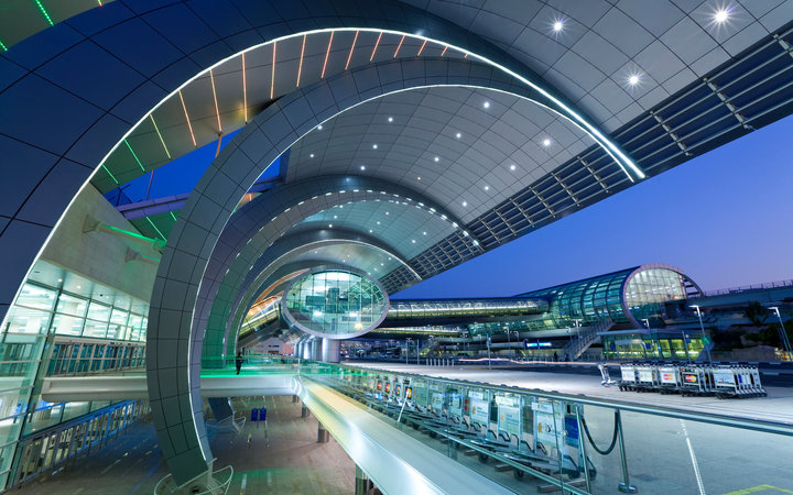 Terminal 3, Dubai International Airport, Dubai, UAE