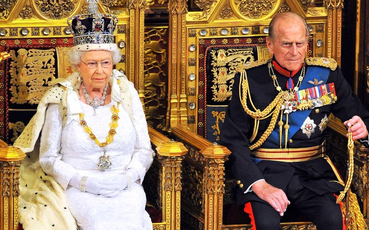 Queen Elizabeth II and Prince Philip Royal Duties