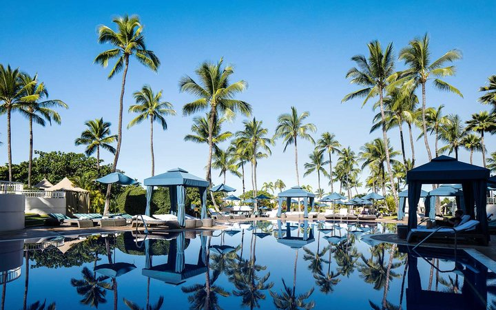 Fairmont Kea Lani Resort Hotel in Hawaii