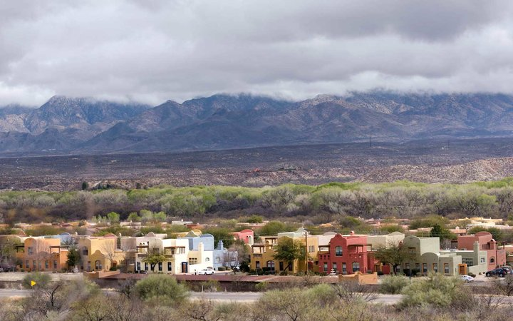Small Towns in the US Southwest
