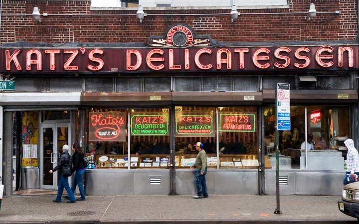 Katz's Famous NYC Pastrami Is Going Global