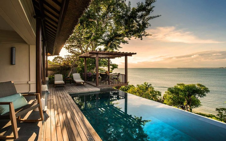 Four Seasons Resort Bali at Jimbaran Bay Hotel in Indonesia