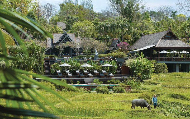 Four Seasons Resort Chiang Mai Hotel Southeast Asia