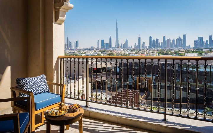 Four Seasons Resort Dubai at Jumeriah Beach Hotel in North Africa and Middle East