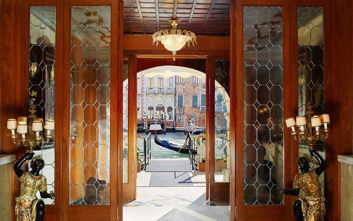 Gritti Palace, a Luxury Collection Hotel in Venice