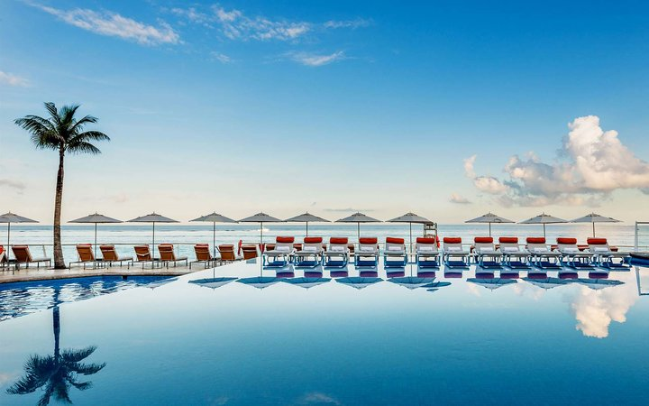 All-Inclusive Mexico Cozumel Palace