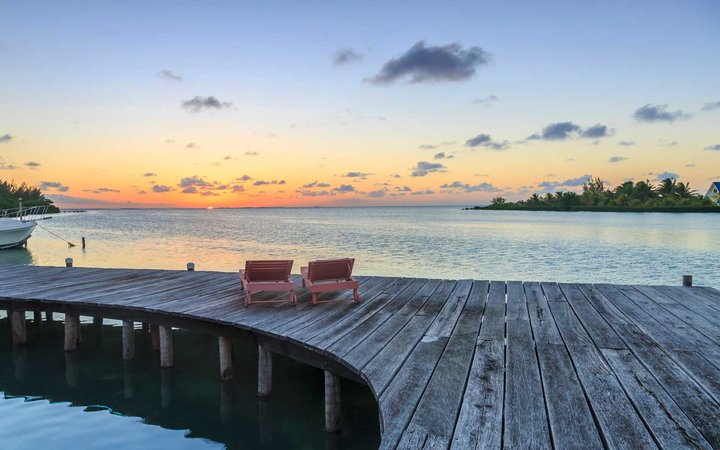 St. Georges Caye, Belize, Central America