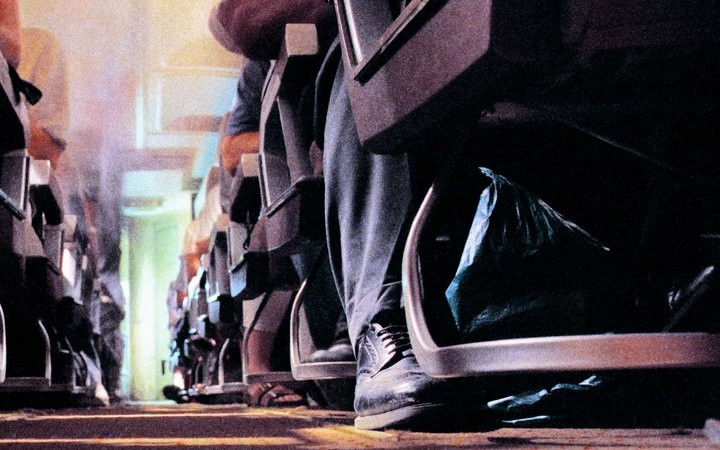Why Your Ankles Swell on Planes