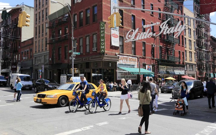 Best Little Italy Restaurants in NYC